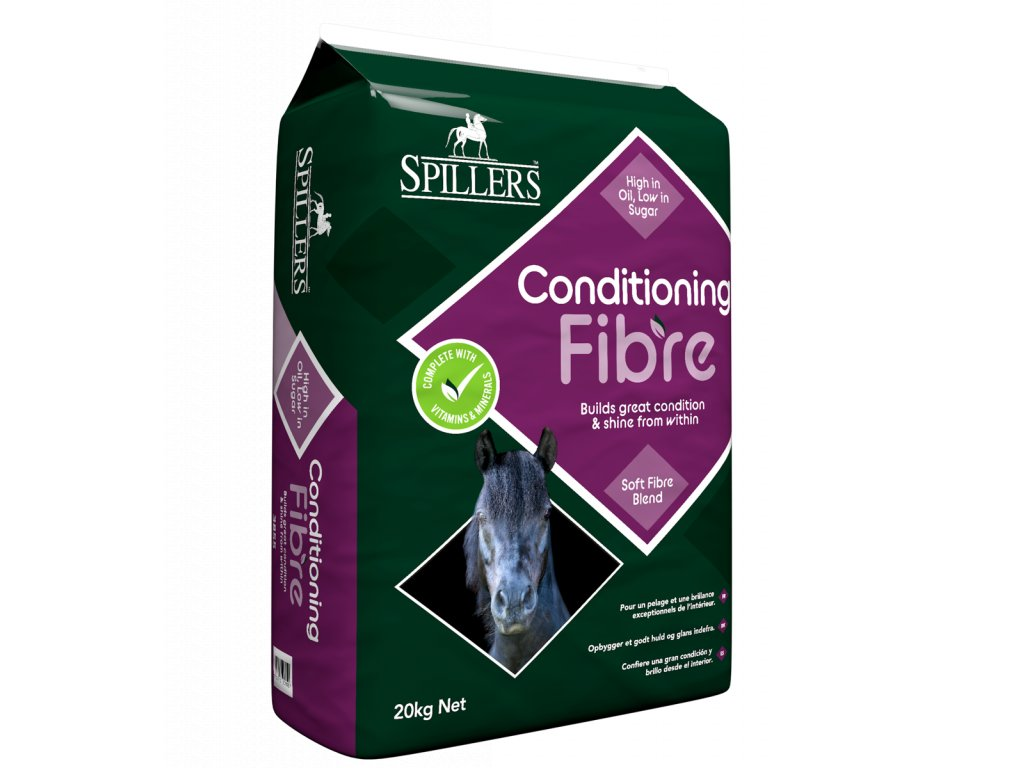 conditioning fibre