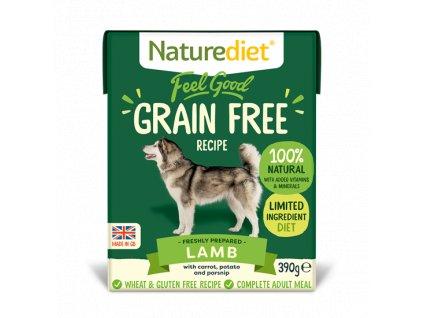 feel good grain lamb