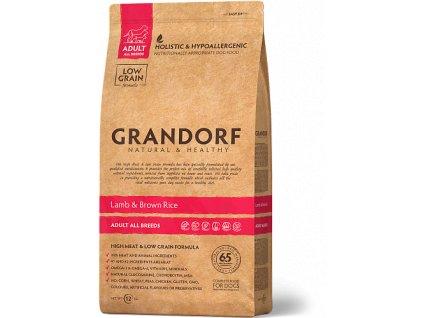 granule Lamb Brown Rice1