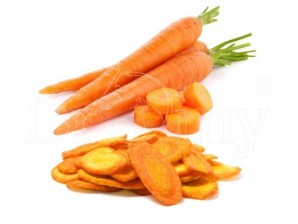 603 carrots chips