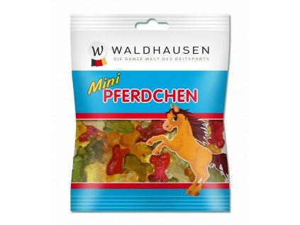 Bonbóny gumoví koníci, 100g (Waldhausen)