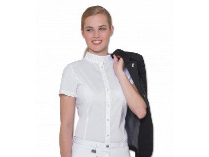 Závodní košile Cassandra, dámská, bílá (ELT)