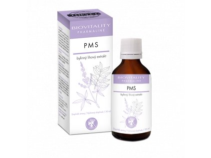 Premenstruační syndrom kapky 50 ml (Biovitality)
