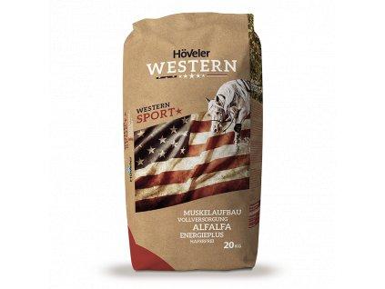 Western Sport směs 20 kg (Höveler)