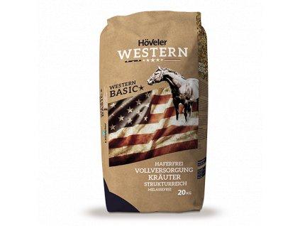 Western Basic směs 20 kg (Höveler)