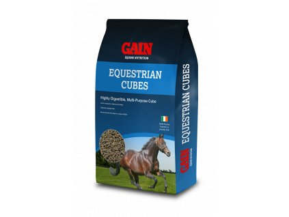 Equestrian Cubes