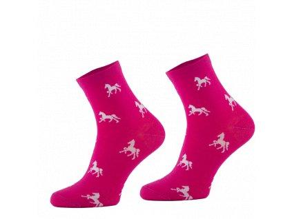 Ponožky Comodo (pink)