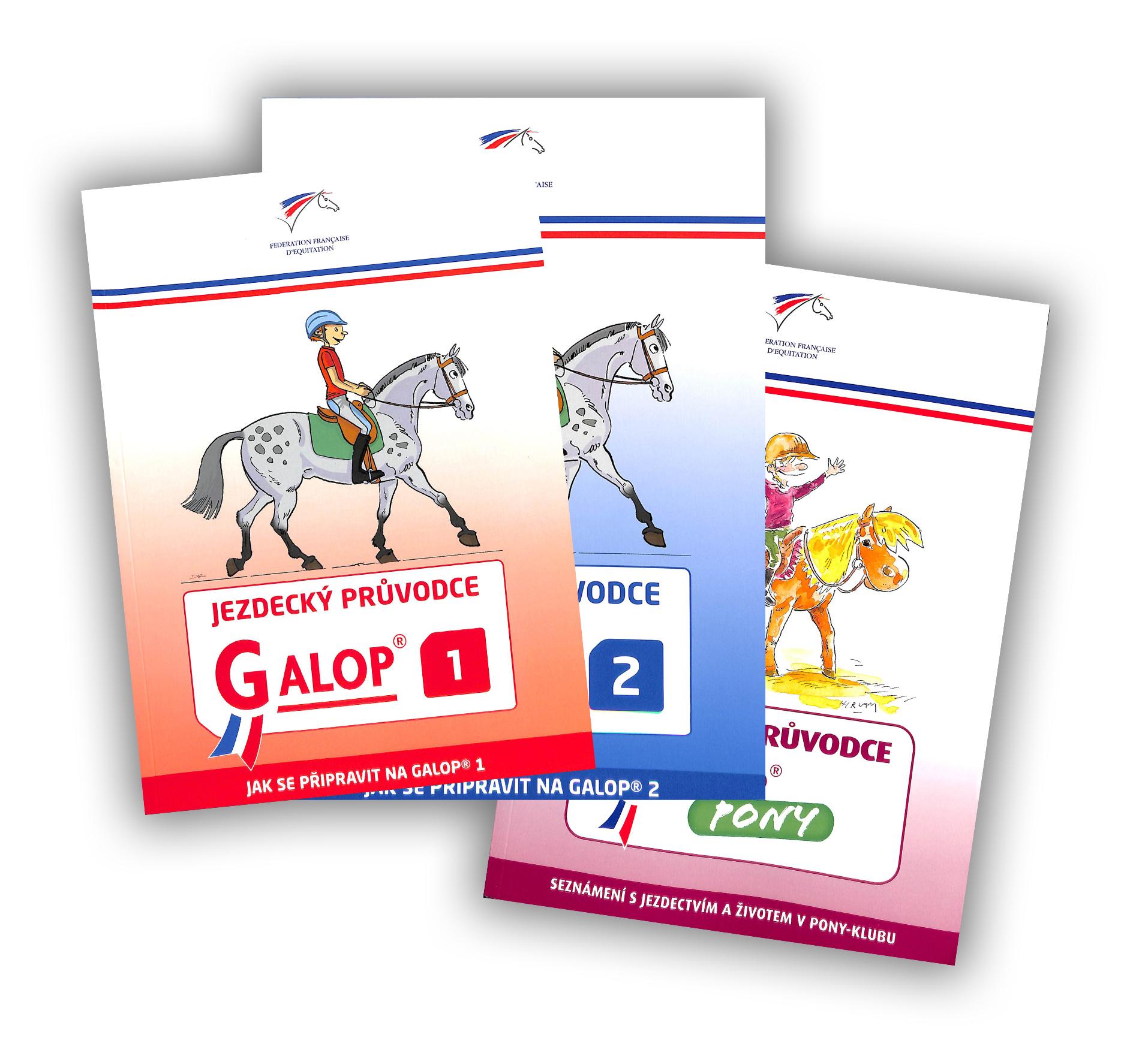 Recenze: Galop® 1, 2 a Pony