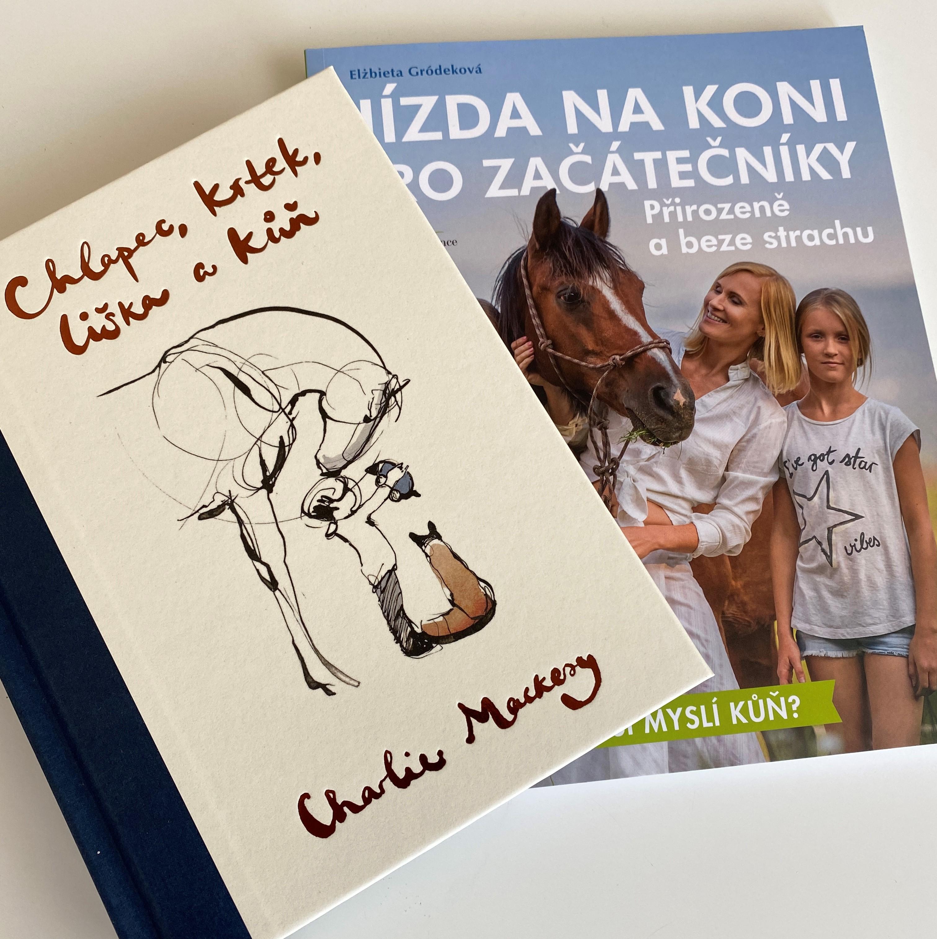 Nové knihy na e-shopu