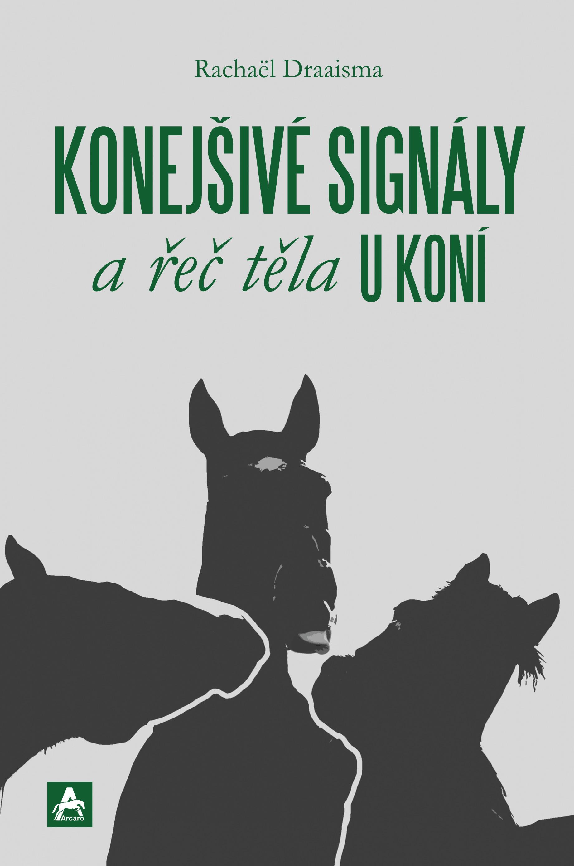 RECENZE: Konejšivé signály a řeč těla u koní