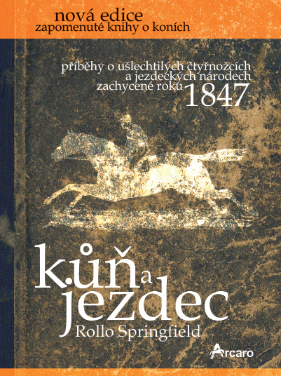 RECENZE: Kůň a jezdec
