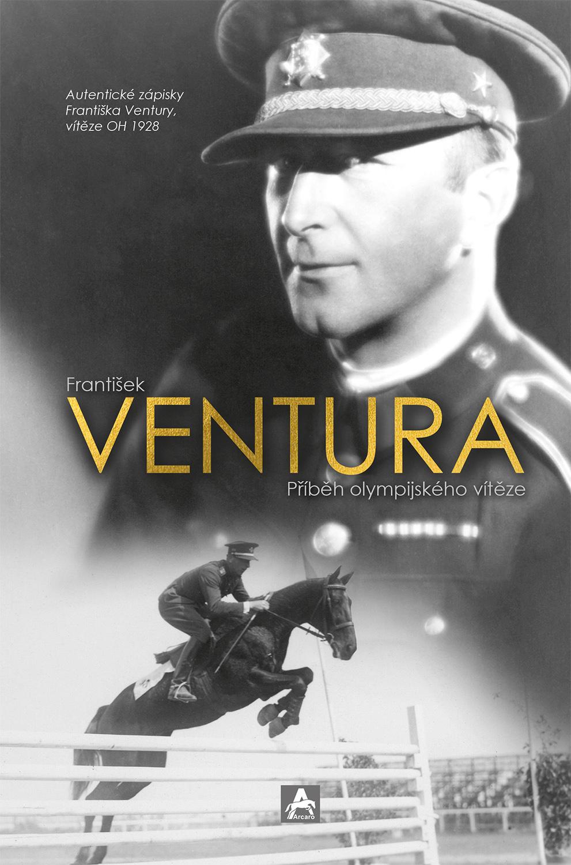 První detaily: Ventura - Příběh olympijského vítěze