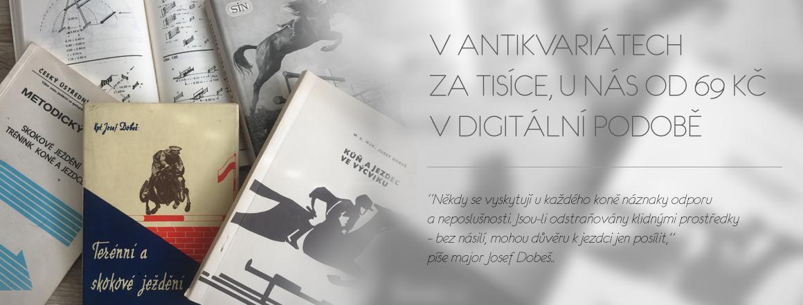 Kompletní dílo majora Dobeše v PDF