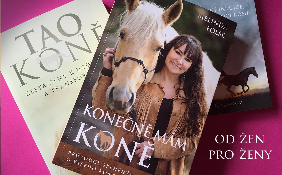 Konečně mám koně (Melinda Folse)