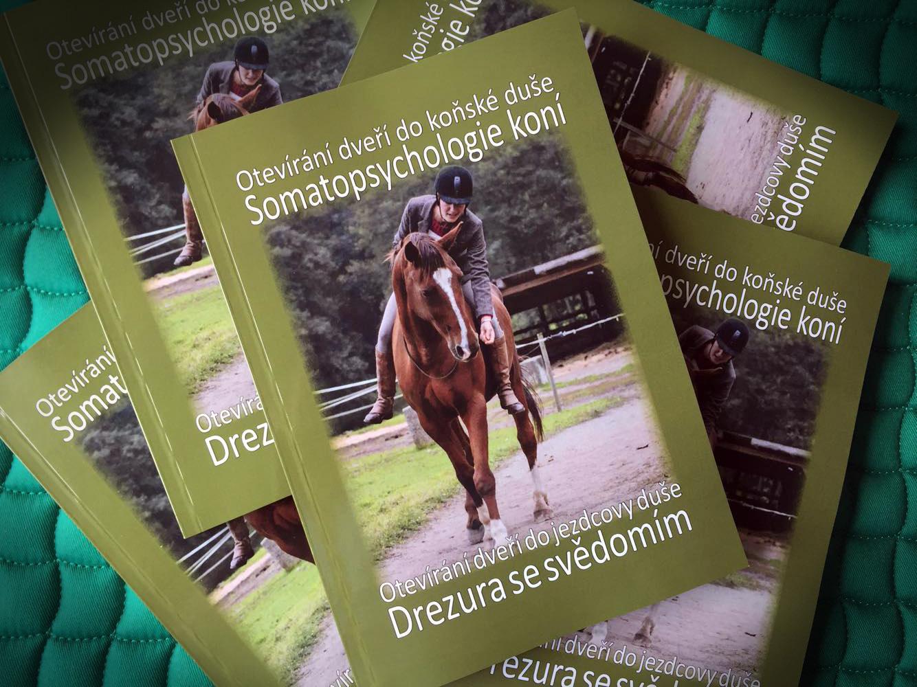 Somatopsychologie koní & Drezura se svědomím (Helena Enenkelová)