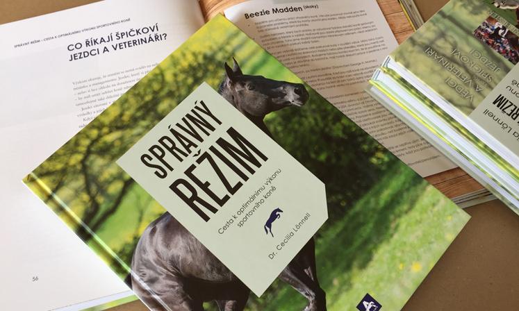 Správný režim - cesta k optimálnímu výkonu sportovního koně