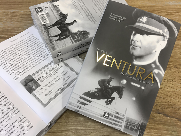 Ventura - Příběh olympijského vítěze