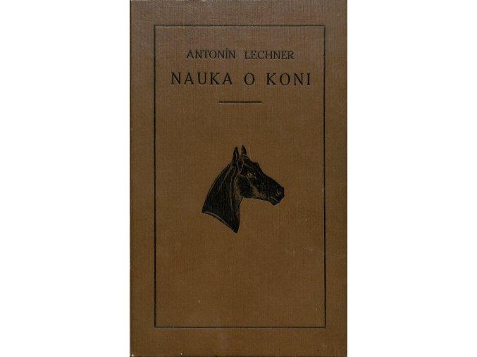 Nauka o koni 1