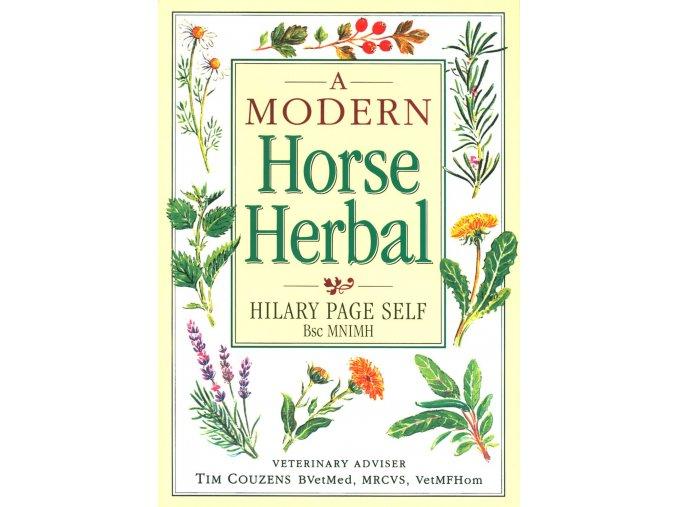 A Modern Horse Herbal