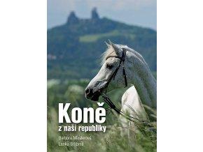 koně z naší republiky obálka knihy 2