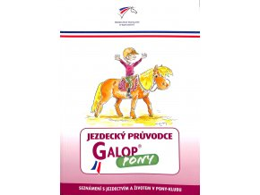 Jezdecký průvodce Galop Pony
