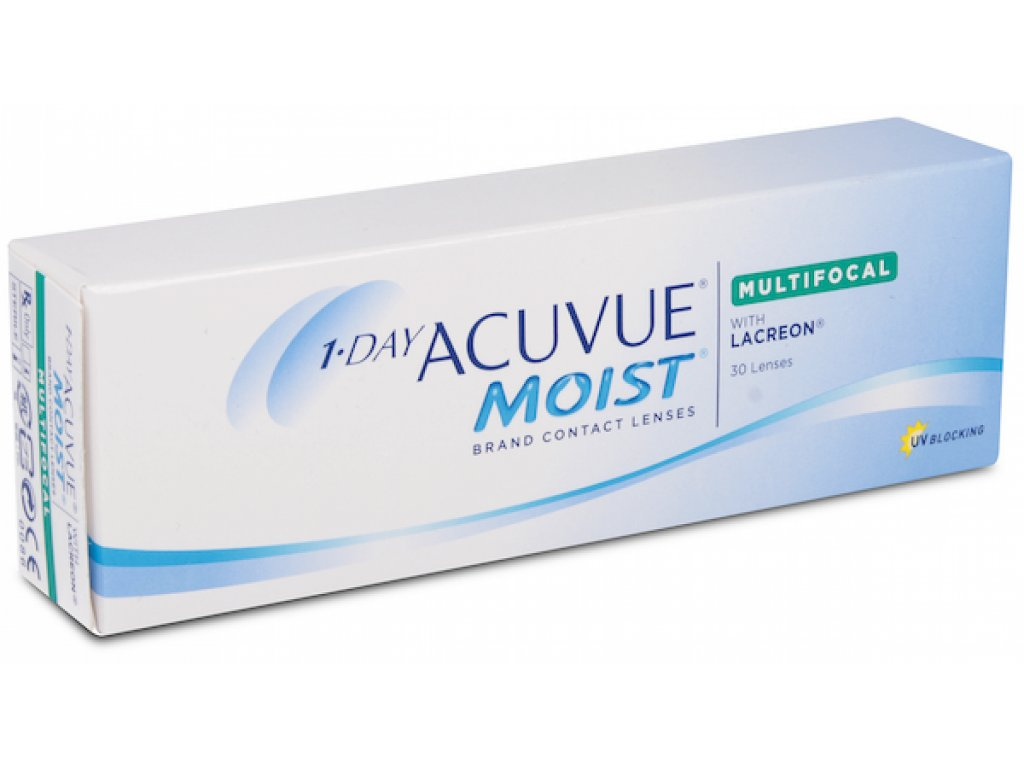 1 day acuvue multifocal
