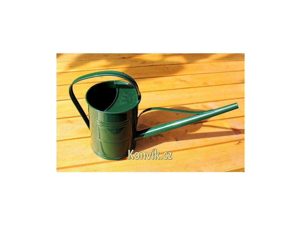 Interiérová konývka zelená 1,5 l