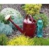 Zahradní konev vínová 9l pozinkovaná