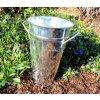 Vaza konicka pozink 30cm
