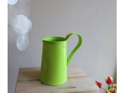 Džbánek zelenkavý