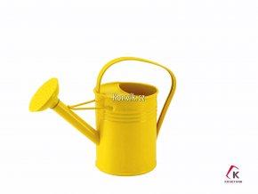 Dětská konvička žlutá 1,5l