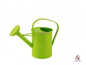 Dětská konvička zelená 1,5l