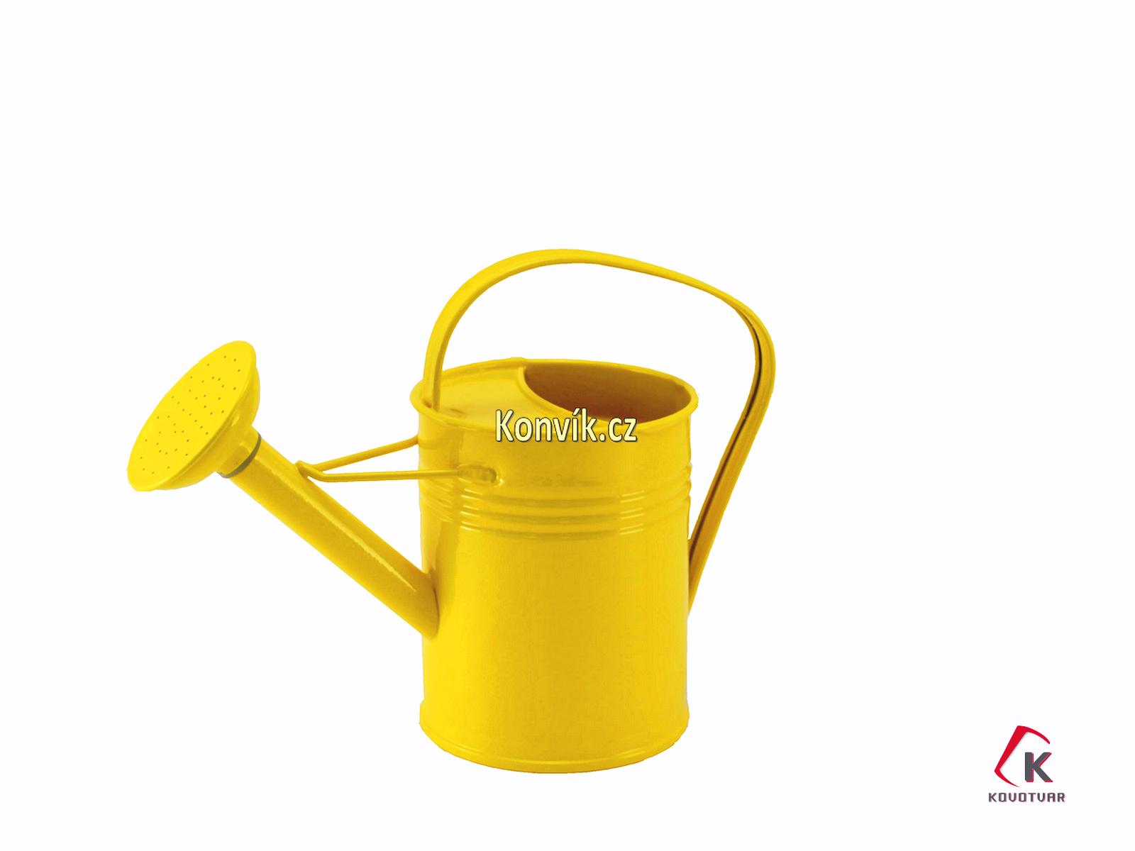 Dětská konvička žlutá 1,8l