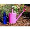 Zahradní konev růžová 5l pozinkovaná