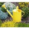 Zahradní konev žlutá 9l pozinkovaná