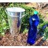 Vaza konicka pozink 30cm srovnani