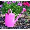 Zahradní konev růžová 9l pozinkovaná