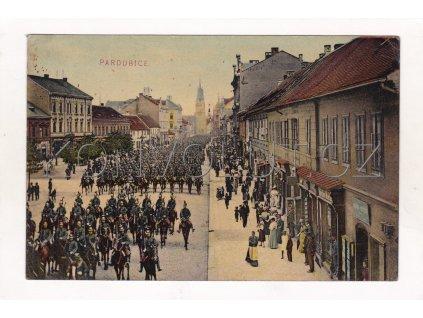 Prosinec2018 2018 12 04 Pardubice vojáci událost 1a
