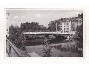 Prosinec2018 2018 12 04 Pardubice Partie na Chrudimce most Vryta 1a
