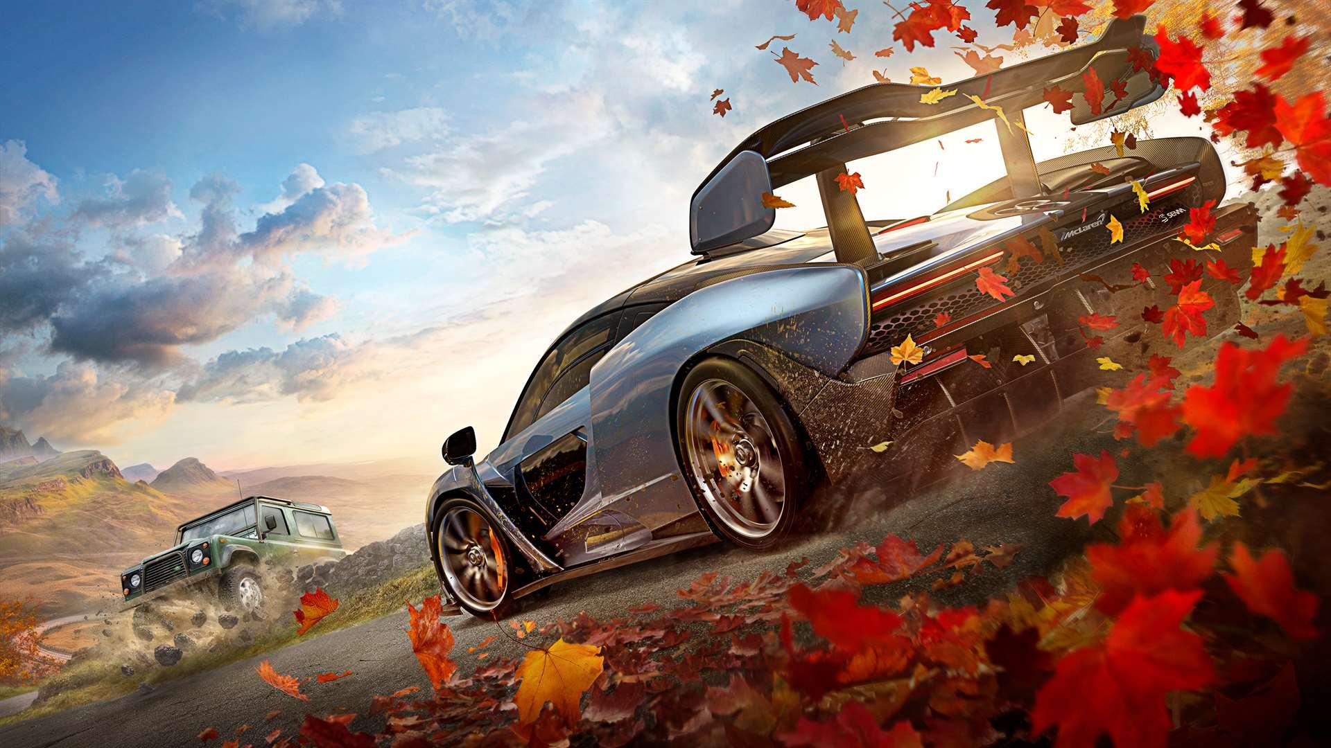 Forza Horizon 4 se vrací jako královna motorsportu!