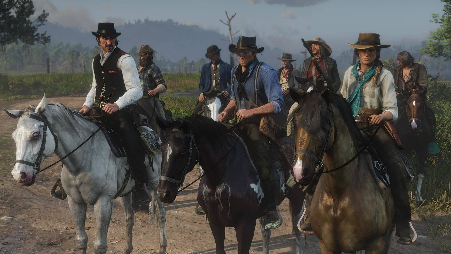 Co nás uchvátilo na Red Dead Redemption 2?
