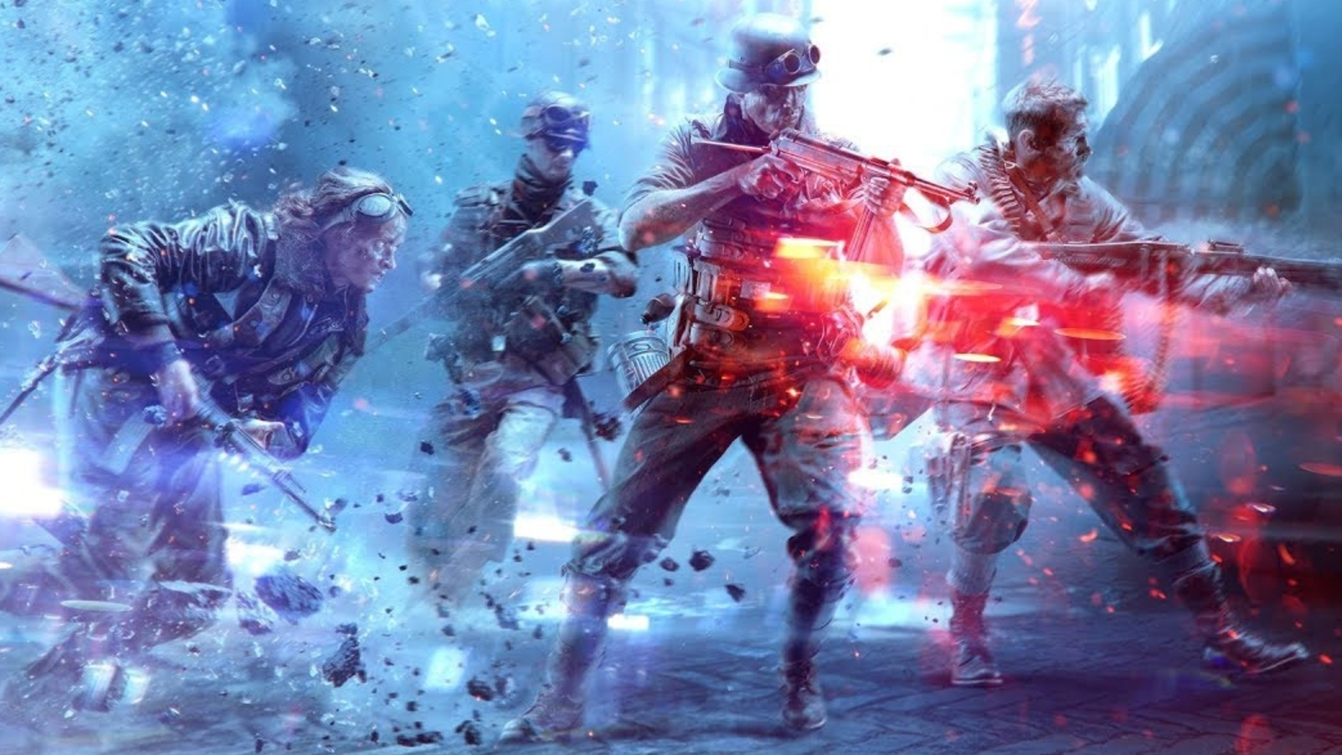 Battlefield V již brzy vytáhne do boje proti Call of Duty