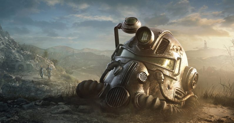 Fallout 76 a multiplayer