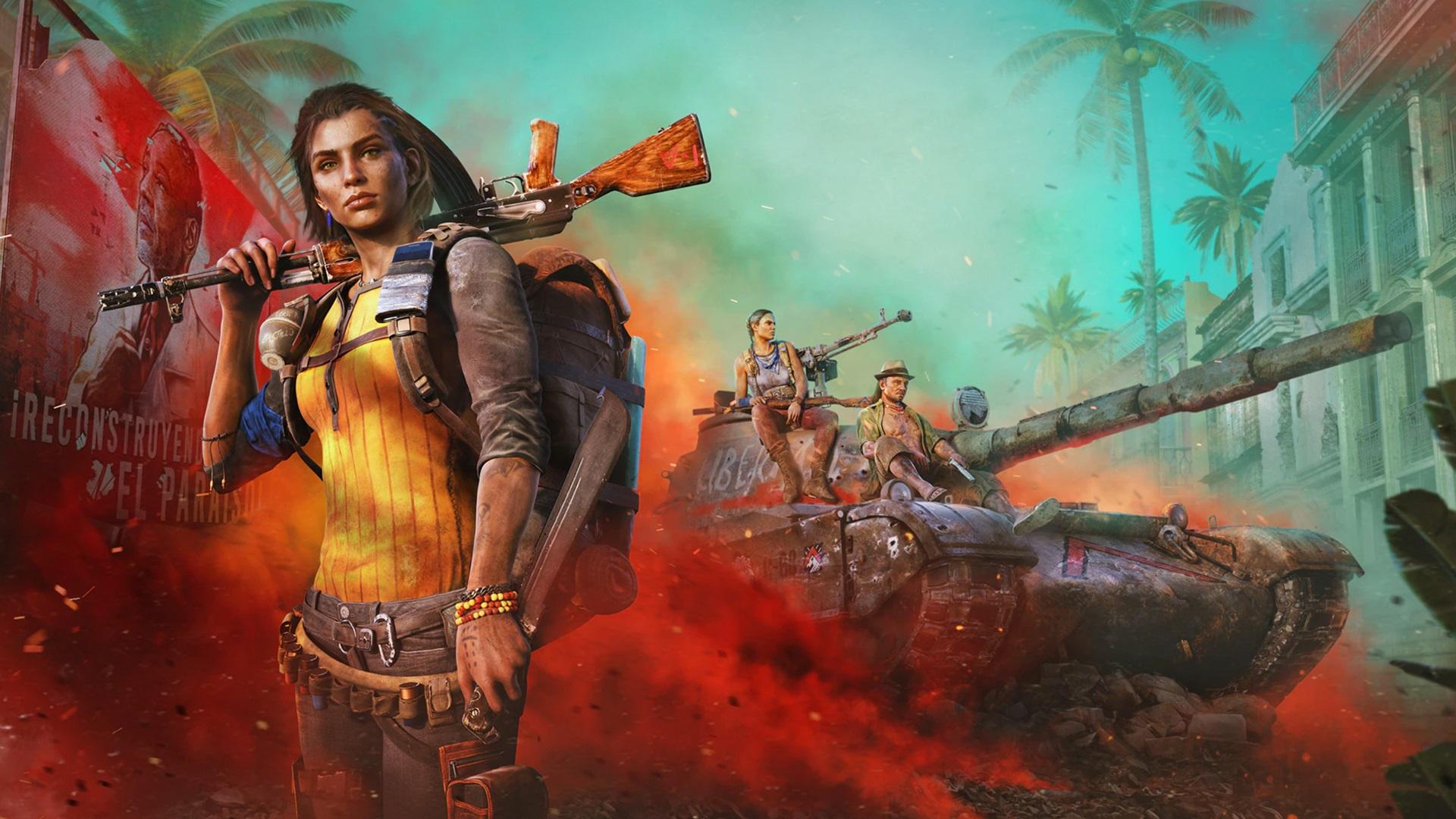 Far Cry 7 bude zaměřen na multiplayer