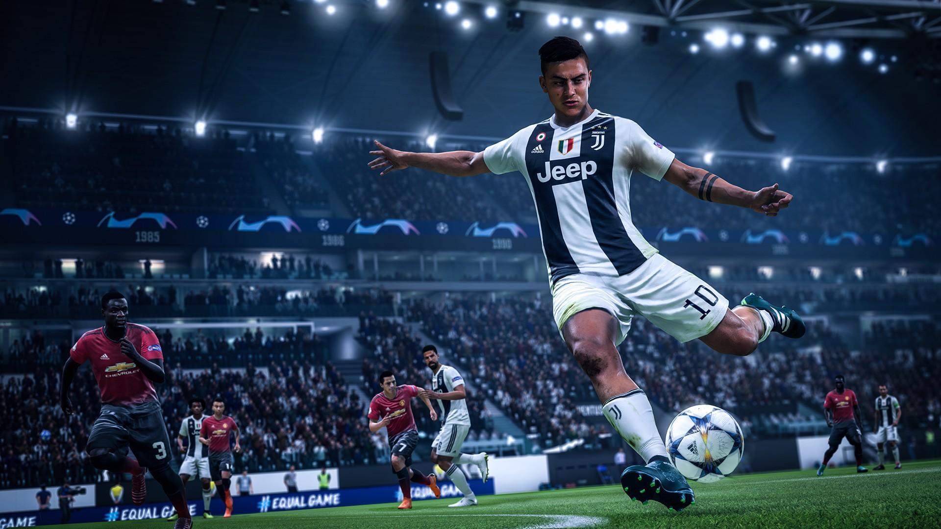 FIFA 19 je jasnou záležitostí pro každého fanouška fotbalu!