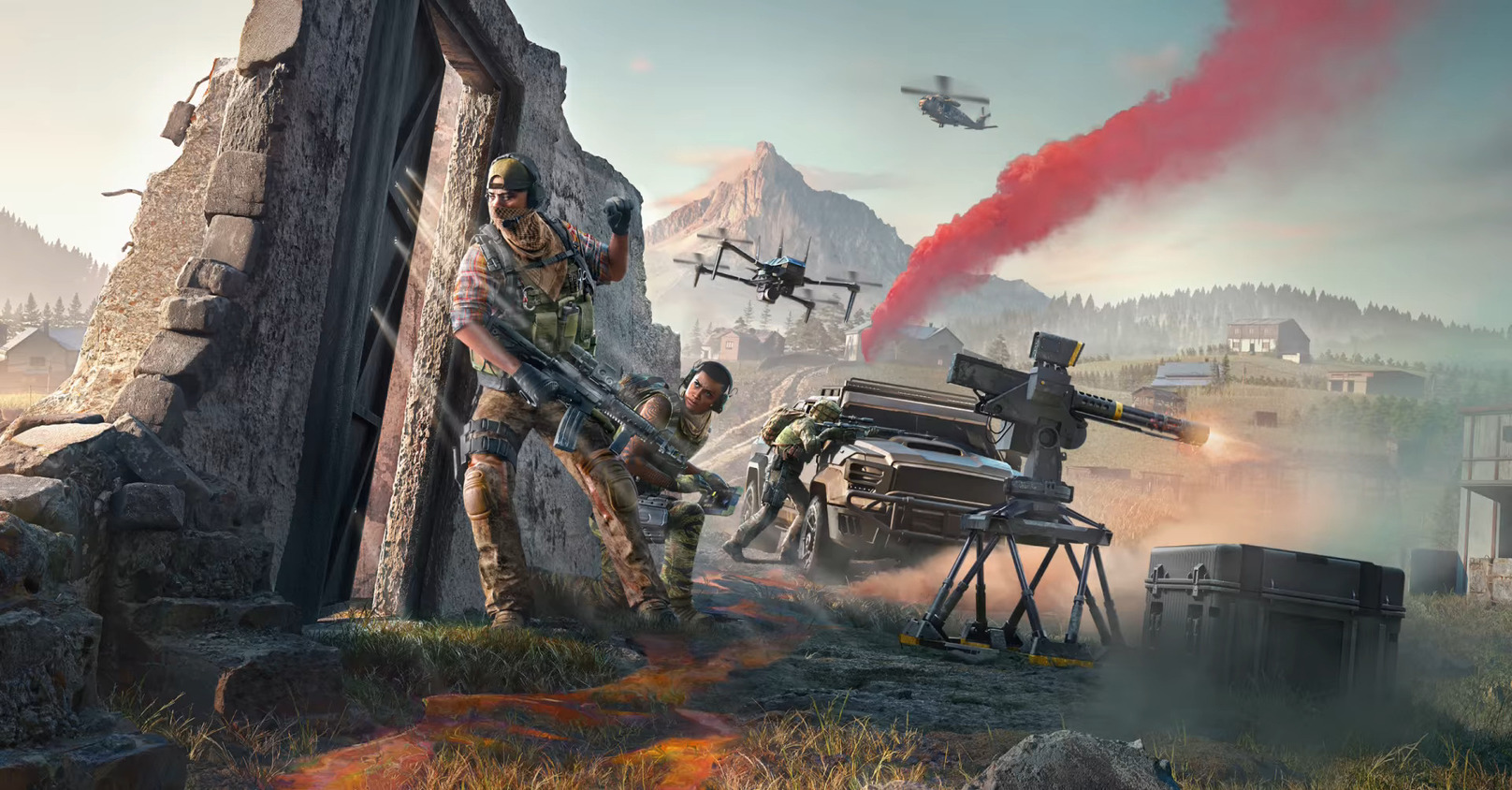 Oznámeno Tom Clancy's Ghost Recon Frontline