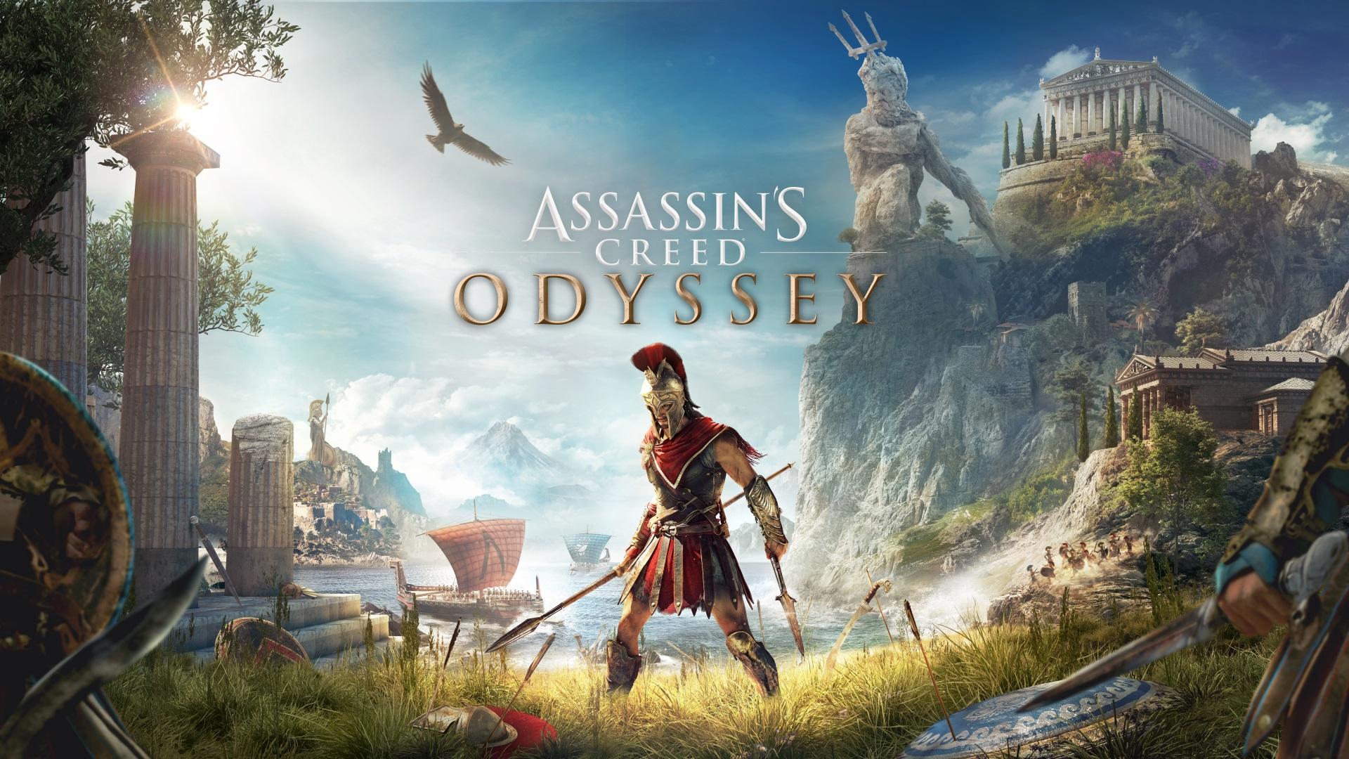 Assassin's Creed Odyssey – Odyssea, kterou Homér nevyprávěl