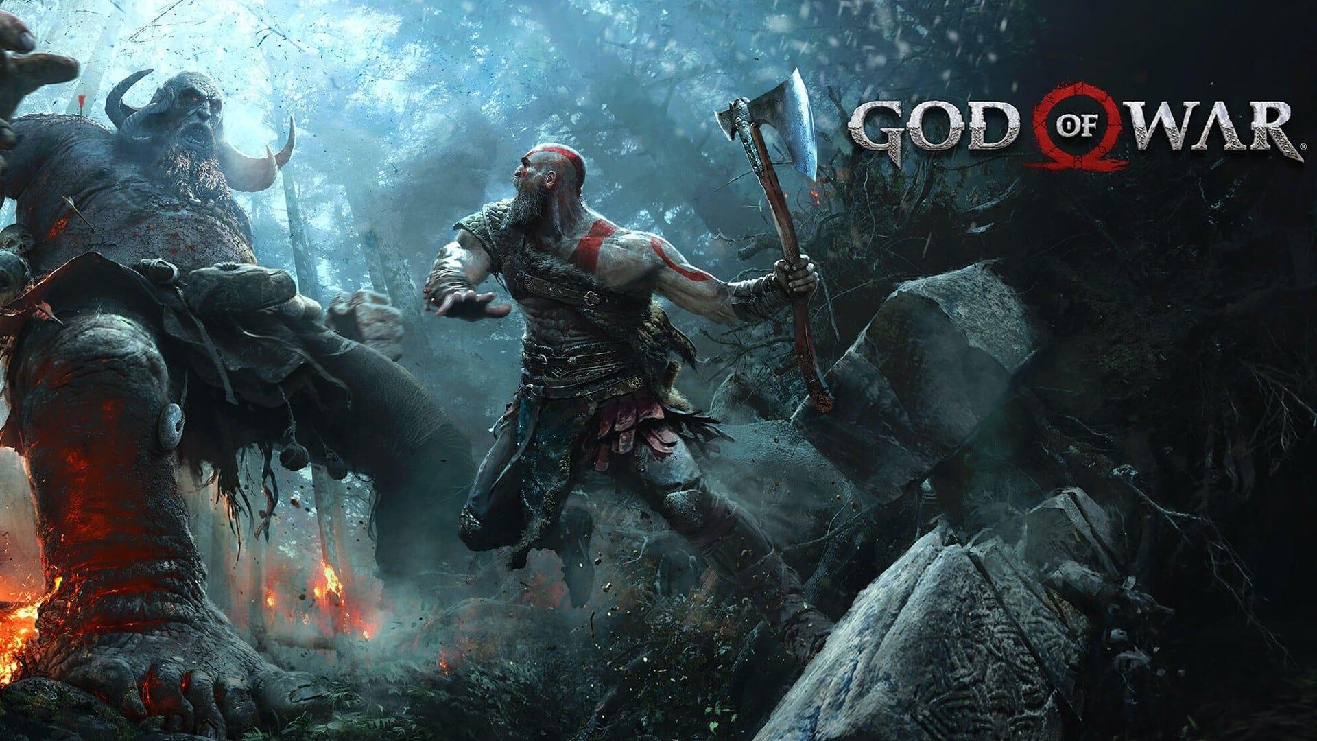 FENOMENÁLNÍ ÚSPĚCH HRY GOD OF WAR