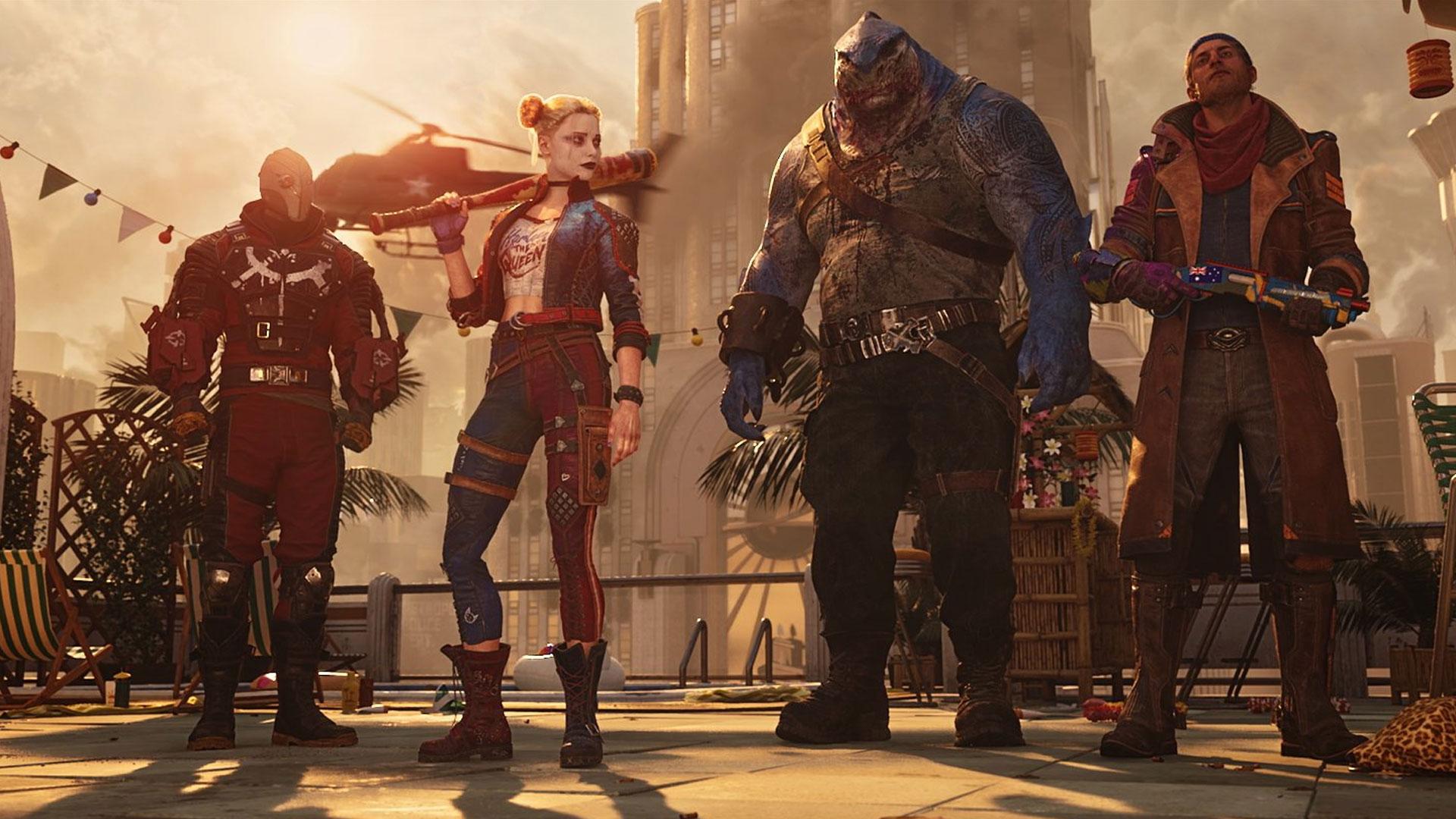 Suicide Squad: Kill the Justice League na nových záběrech