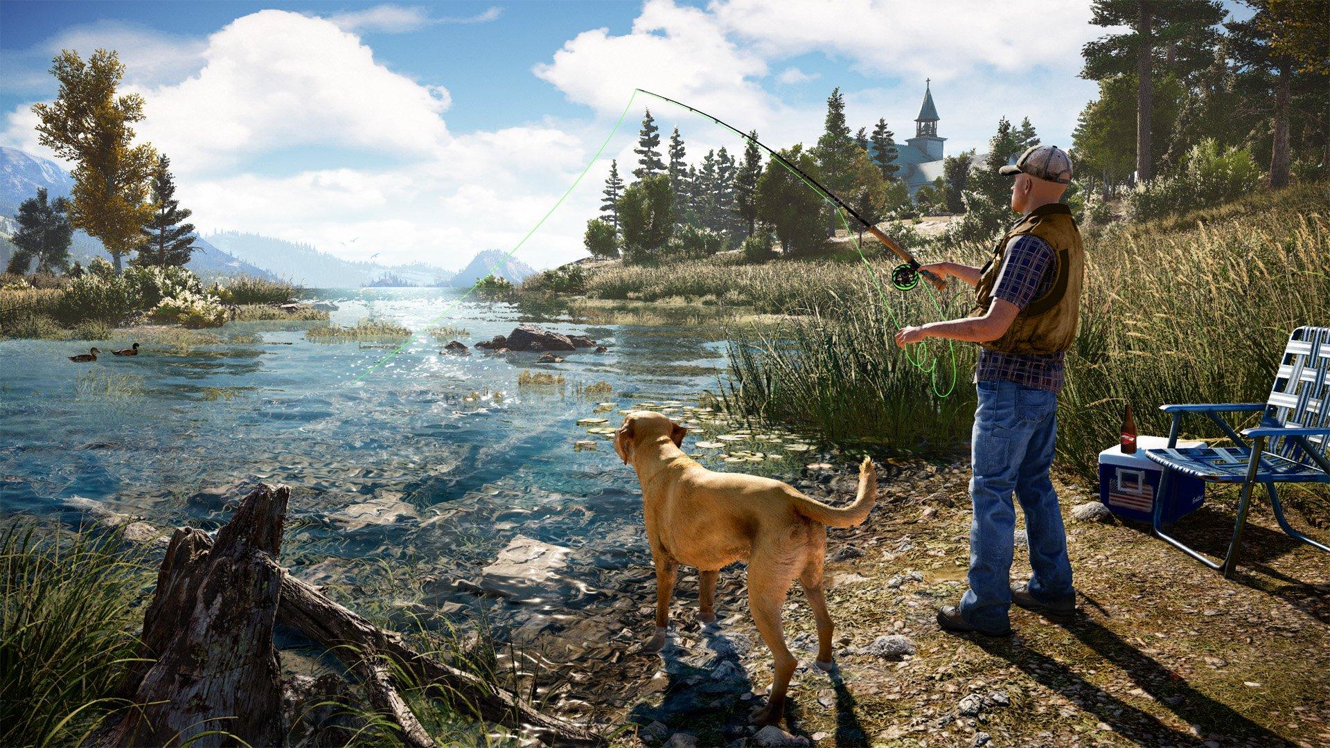 Far Cry 5 - pokračování kultovní série